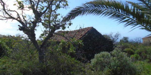 Terreno con Bodega antigua en Las Manchas Abajo